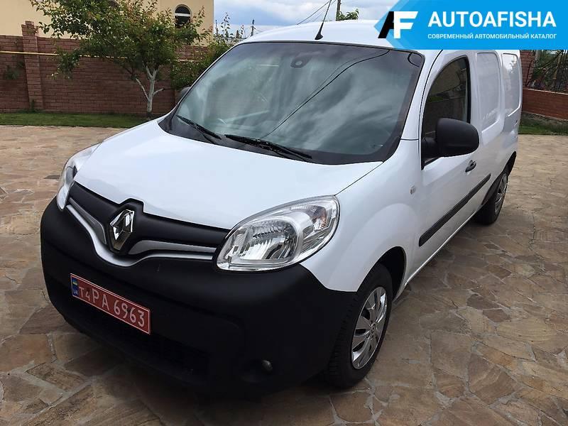 Renault Kangoo груз. Maxi 2013