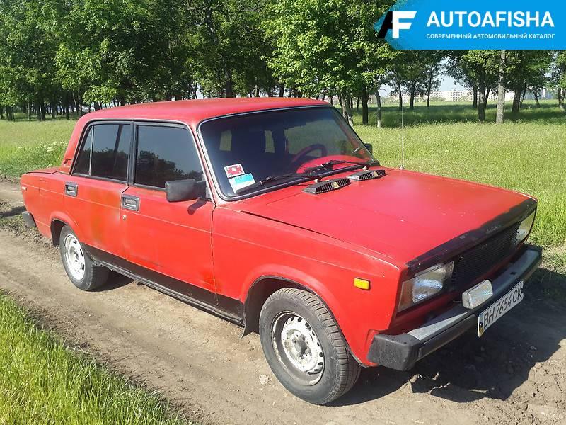 ВАЗ 2105 2105 1.3 1980