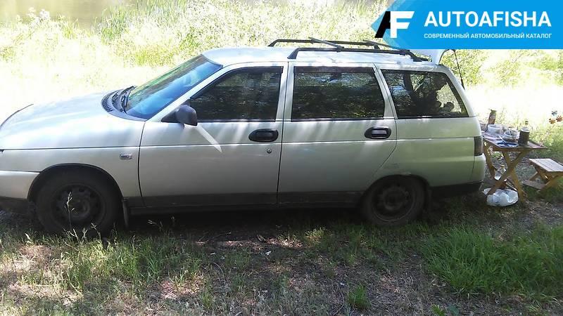 ВАЗ 2111 2002