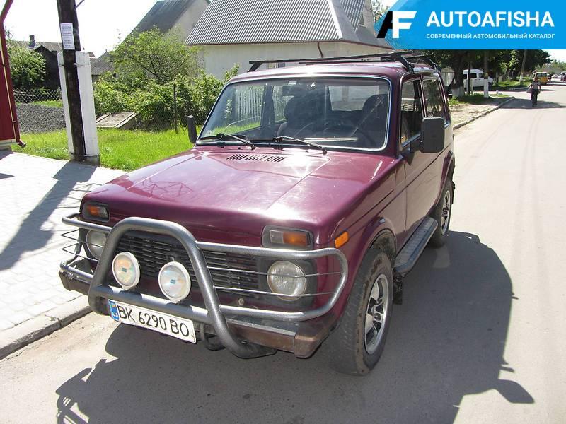 ВАЗ 2121 2002