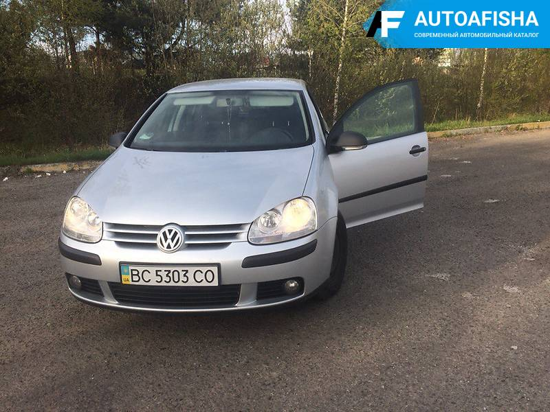 Volkswagen Golf V 2008