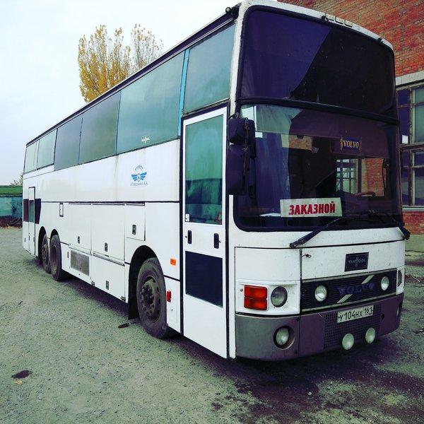 Вольво B10M