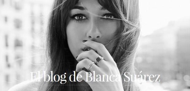 Blog de Blanca Suárez