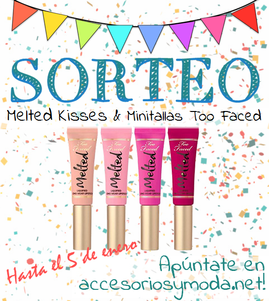 sorteo melted kisses