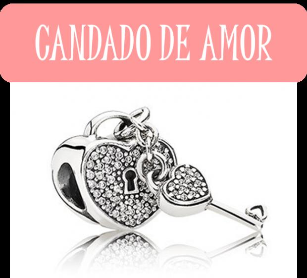 CANDADO DE AMOR PANDORA