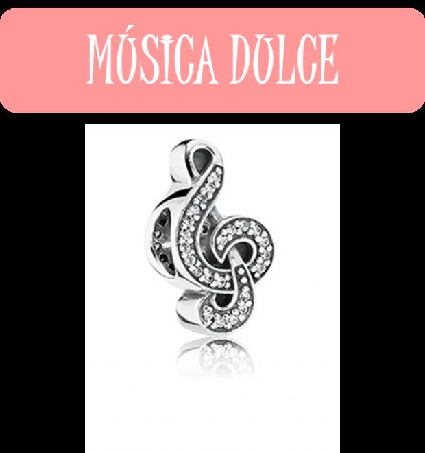 MUSICA DULCE PANDORA
