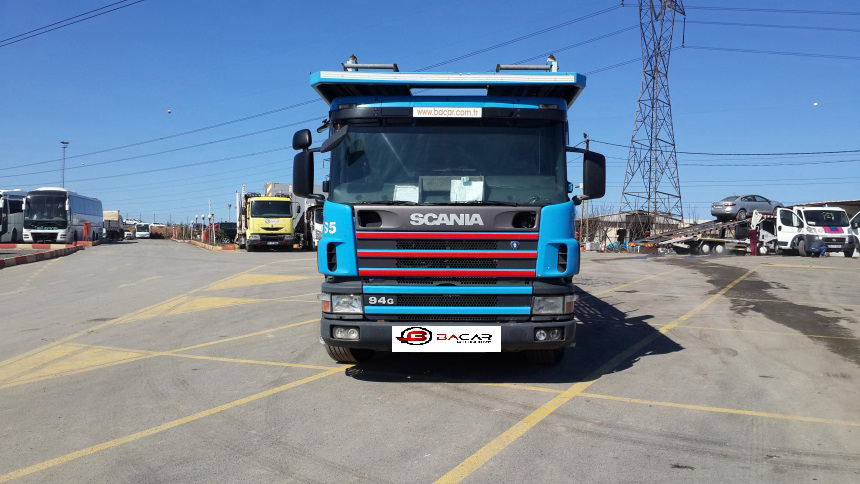 Scania SCANİA 310 8 lı TIR ÇEKİCİ RÖMORK AÇIK KASA XXL AAT1
