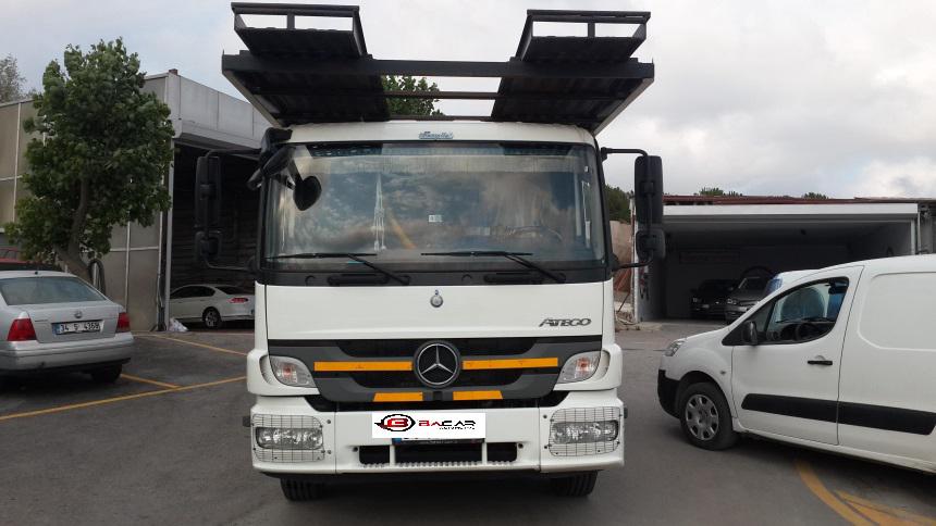 Mercedes ATEGO 2124 C48 E5 5 Lİ OTO TAŞIYICI