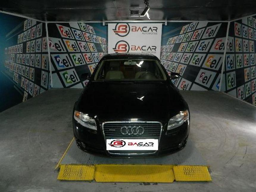 Audi A4 2.0 TFSİ QUATRO