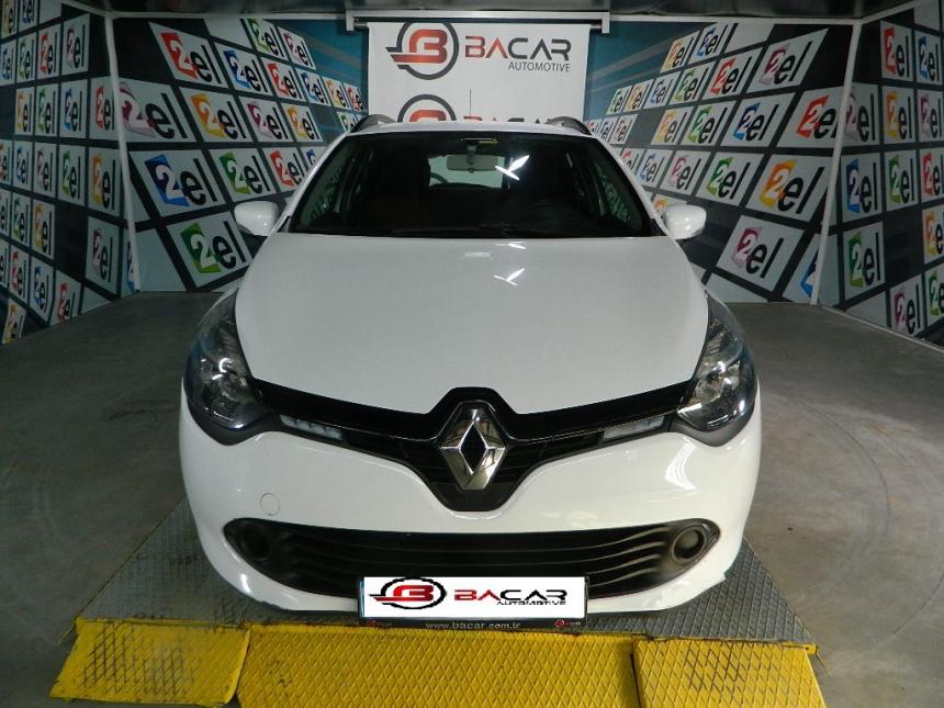 Renault CLİO SPORT TOURER 1.5 DCİ JOY SW