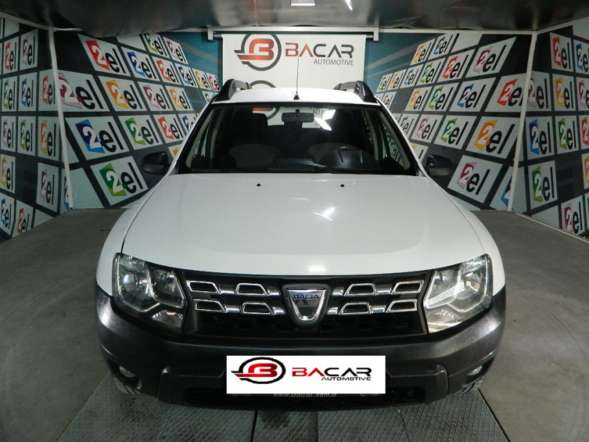 Dacia Duster 1.5 DCİ AMBİANCE 4X4