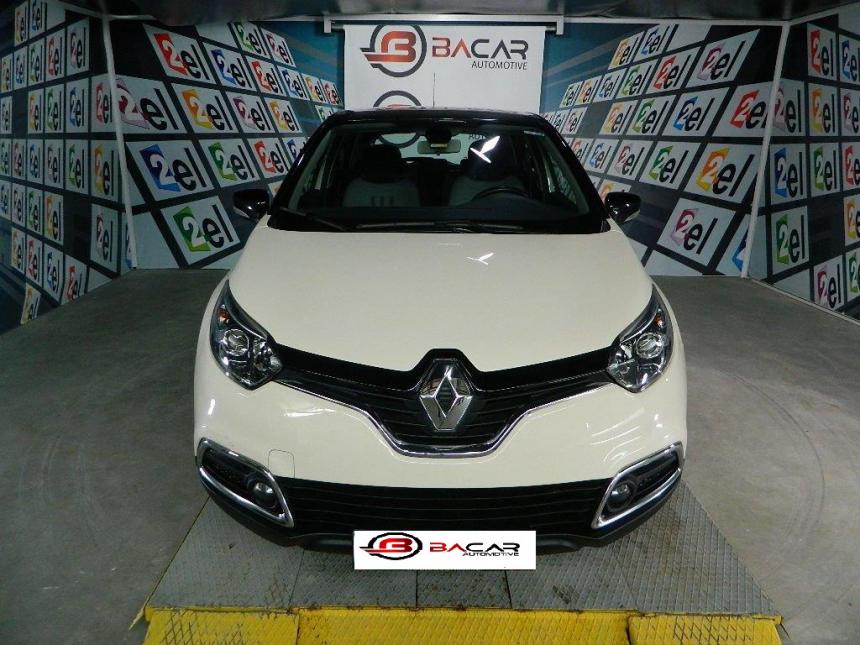 Renault CAPTUR 1.5 DCİ İKON EDC