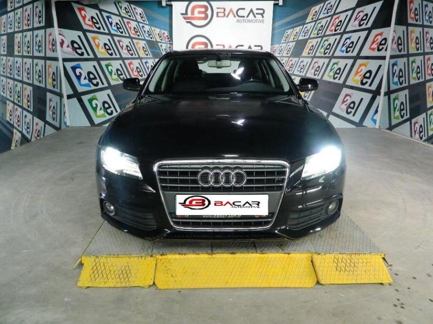 Audi A 4 2.0 TDİ MULTİTRONİC