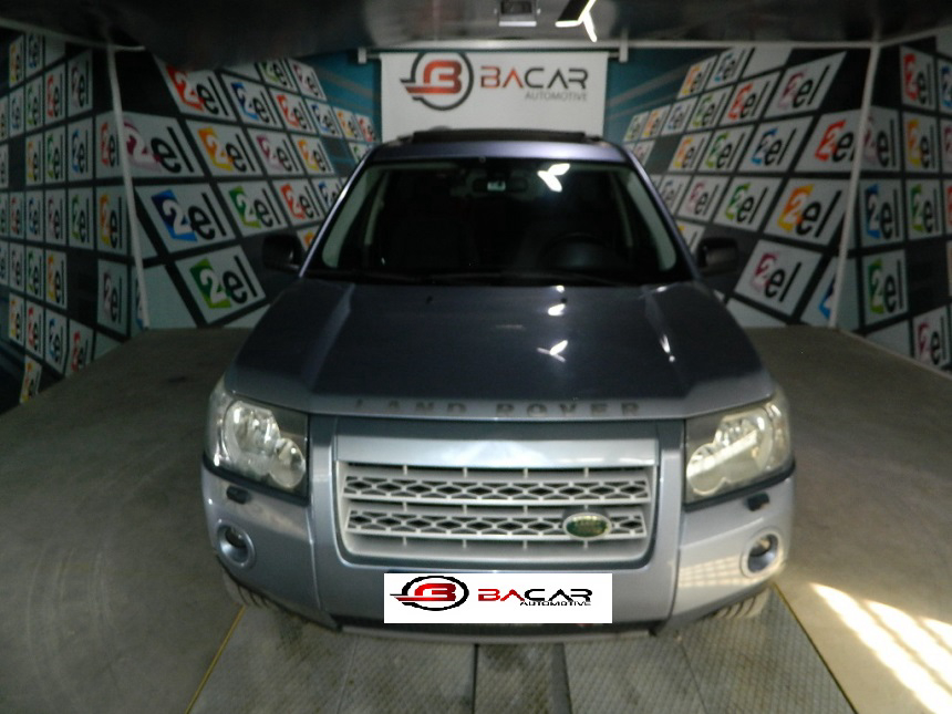 Land Rover Y.FREELANDER 2.2 TD4
