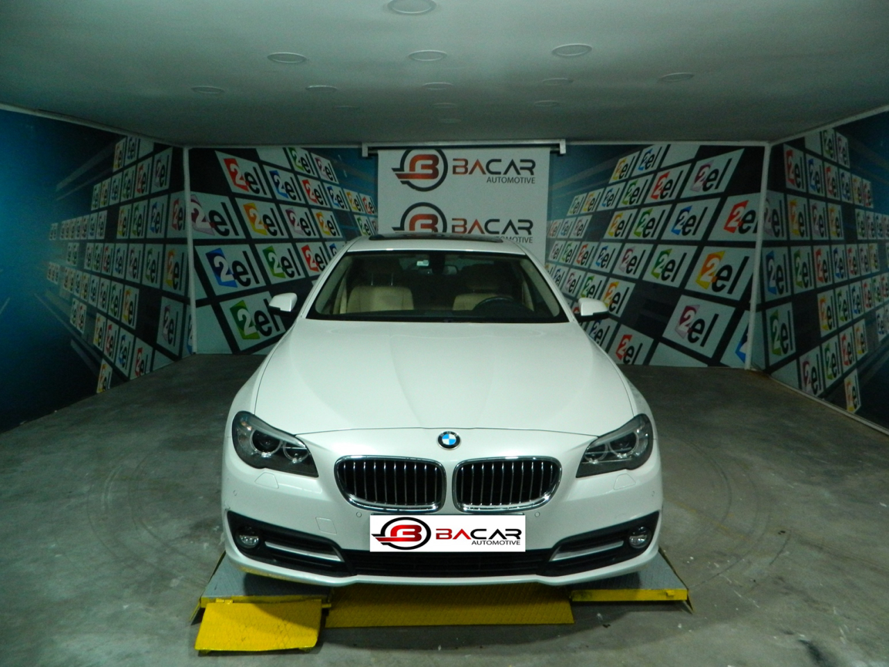BMW 520i SERIES 5 520I SEDAN 4 Door