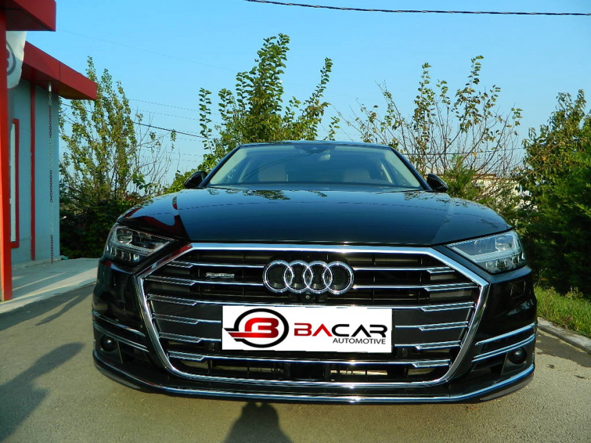 Audi A8 L 5.0 TDI QUATTRO LONG