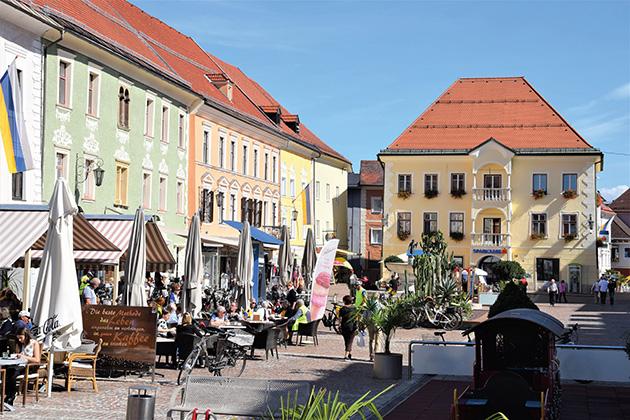 Hauptplatz St. Veit
