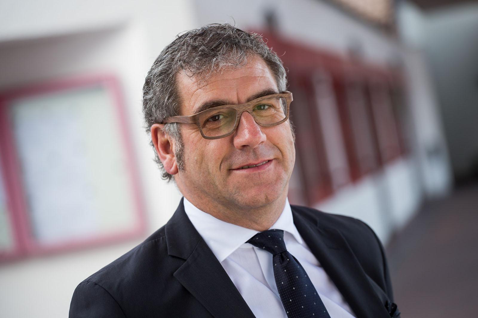 Andreas Schatzer, Präsident des Südtiroler Gemeindenverbandes