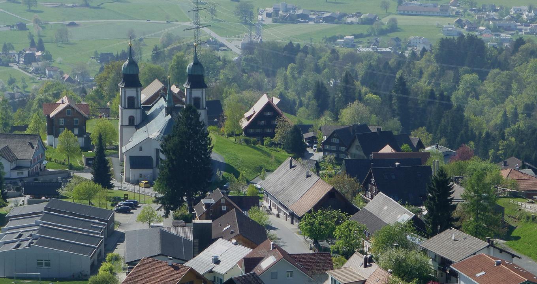 Wallfahrtskirche Bildstein