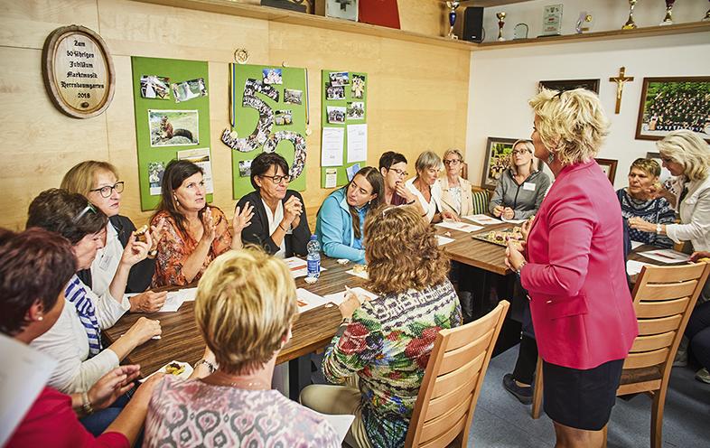 Bürgermeisterinnentreffen