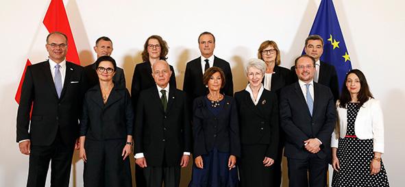 Kabinett Bierlein
