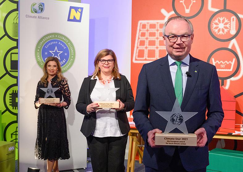 Climate-Star-Verleihung