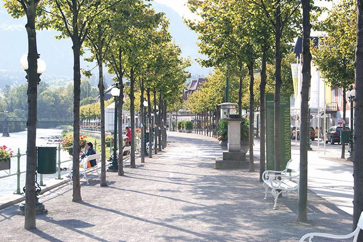 Esplanade Bad Ischl