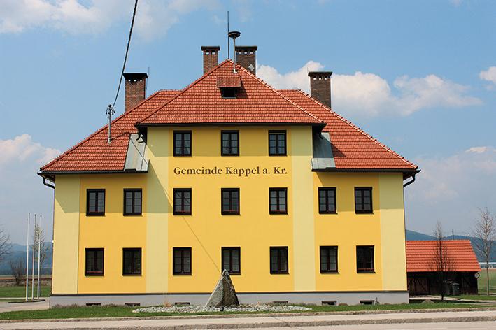 Gemeindeamt in Kappel am Krappfeld