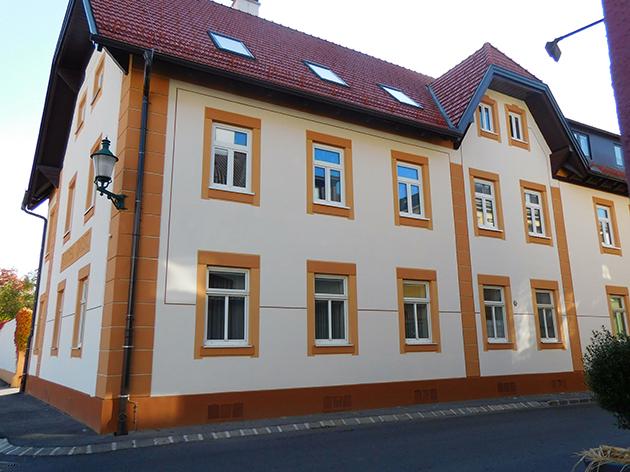früheres Hotel in Kirchberg - Bauwirtschaft