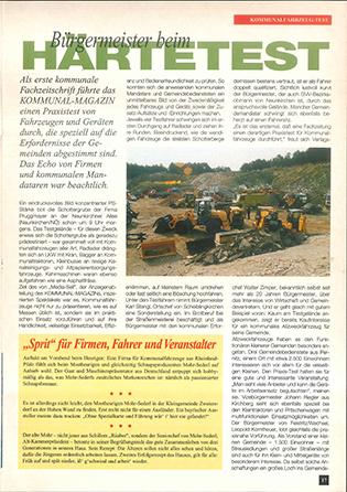 Kommunal-Magazin 1996