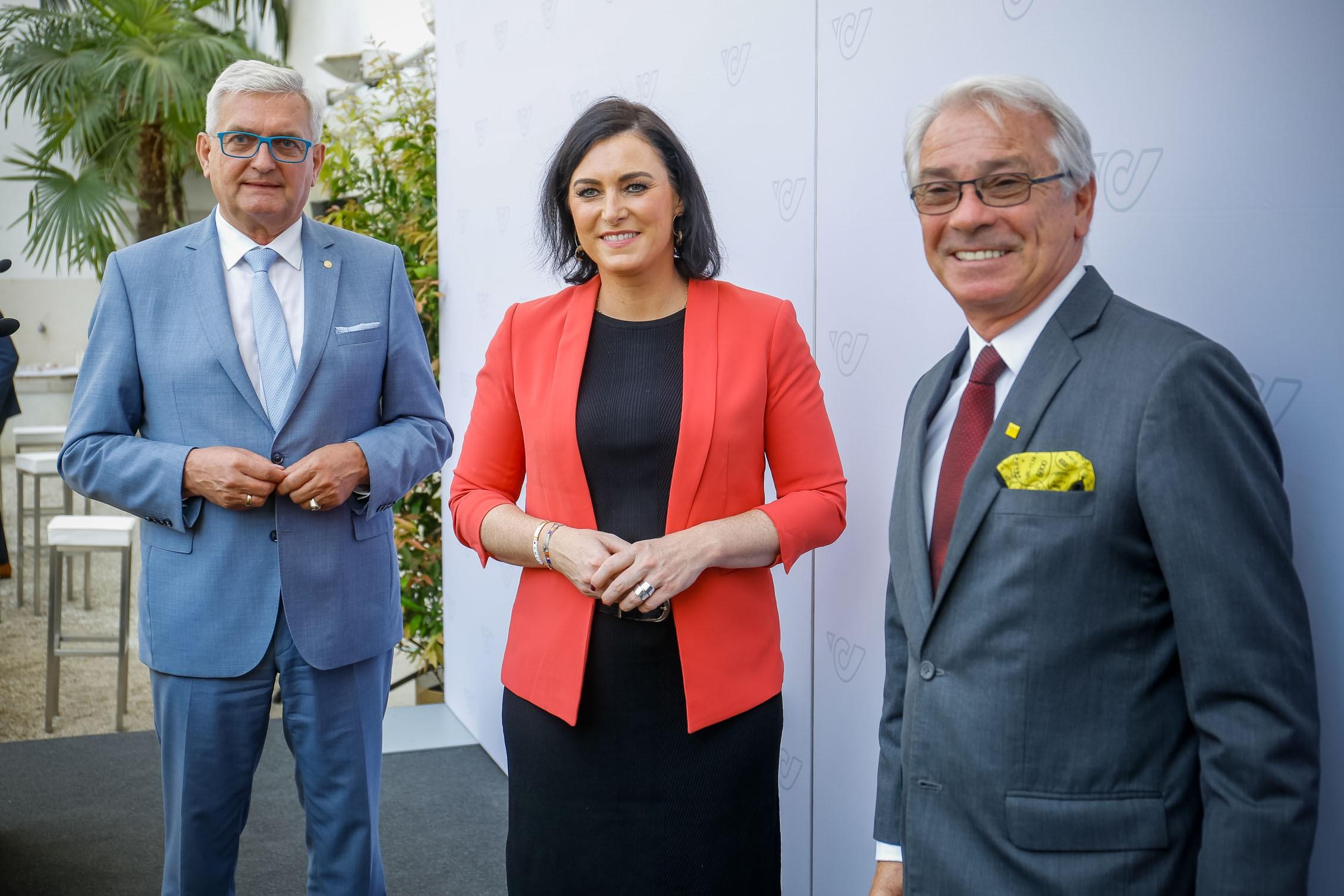 Riedl, Köstinger, Pötzl