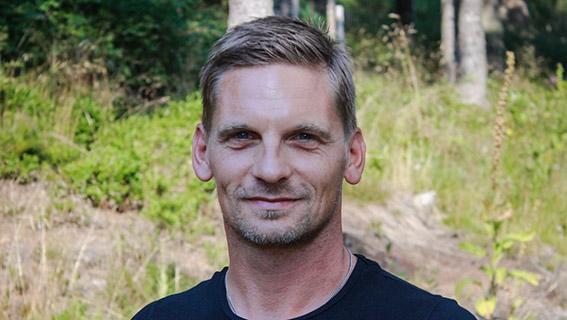 Michael Leitner, Bürgermeister von Schwarzenberg am Böhmerwald