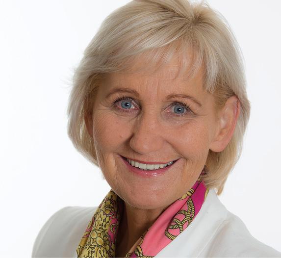 Sonja Ottenbacher, Bürgermeisterin von Stuhlfelden