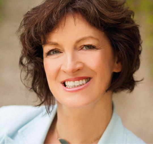 Pauline Sterrer, Bürgermeisterin von Rüstdorf