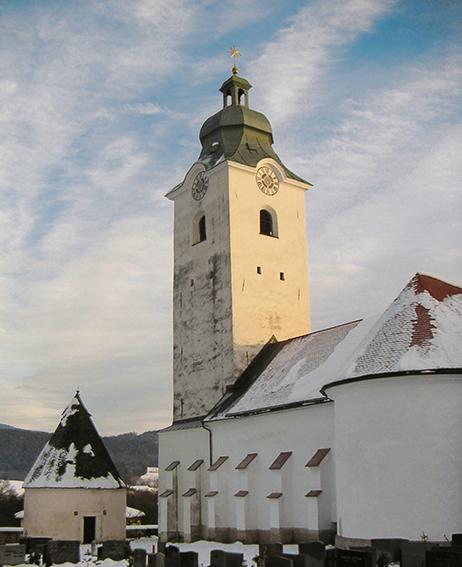 Pfarrkirche Kappel am Krappfeld