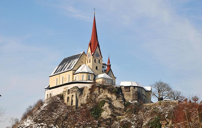 Kirche Rankweil