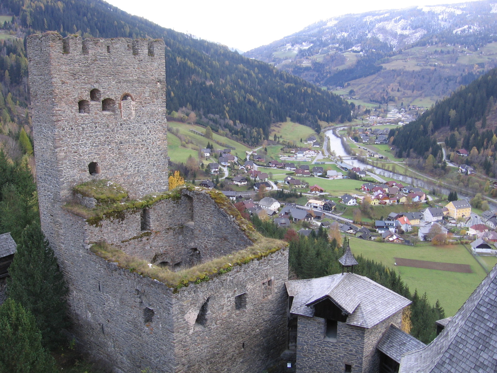 Burg Finstergrün