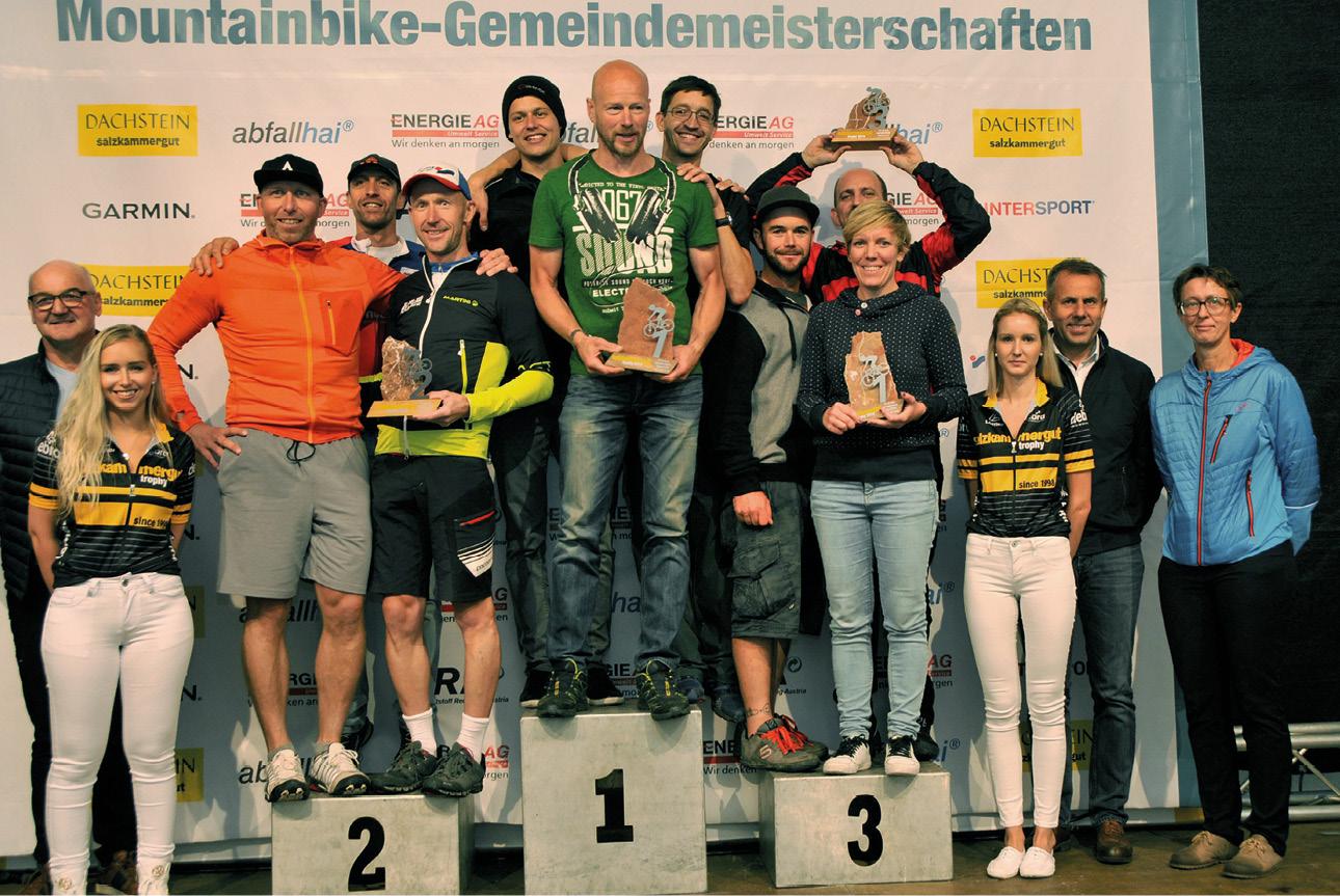 die Sieger aus Sarleinsbach
