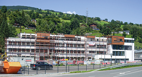 Schulzentrum in Taxenbach