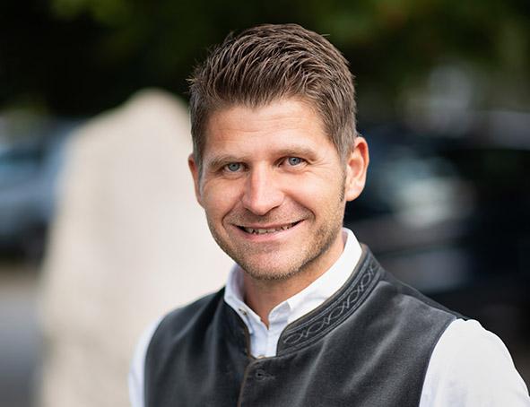 Herbert Schober, Bürgermeister von Grödig