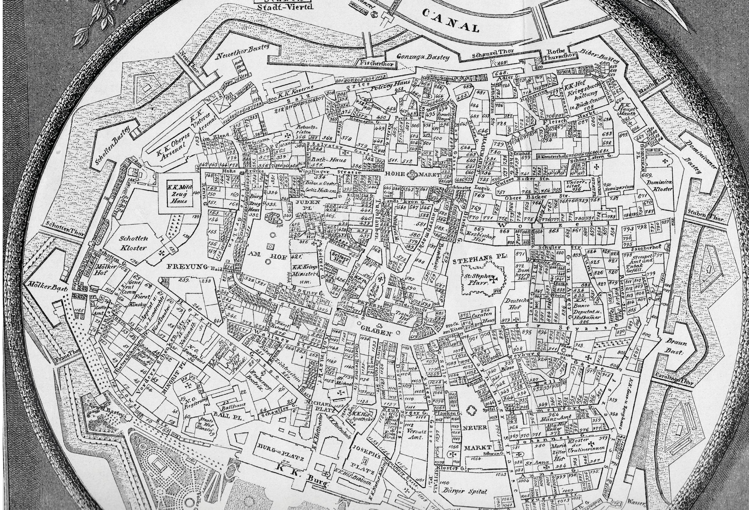 Wien im 19. Jahrhundert
