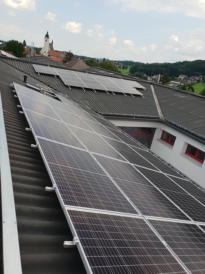PV-Anlage in Neuhofen an der Ybbs