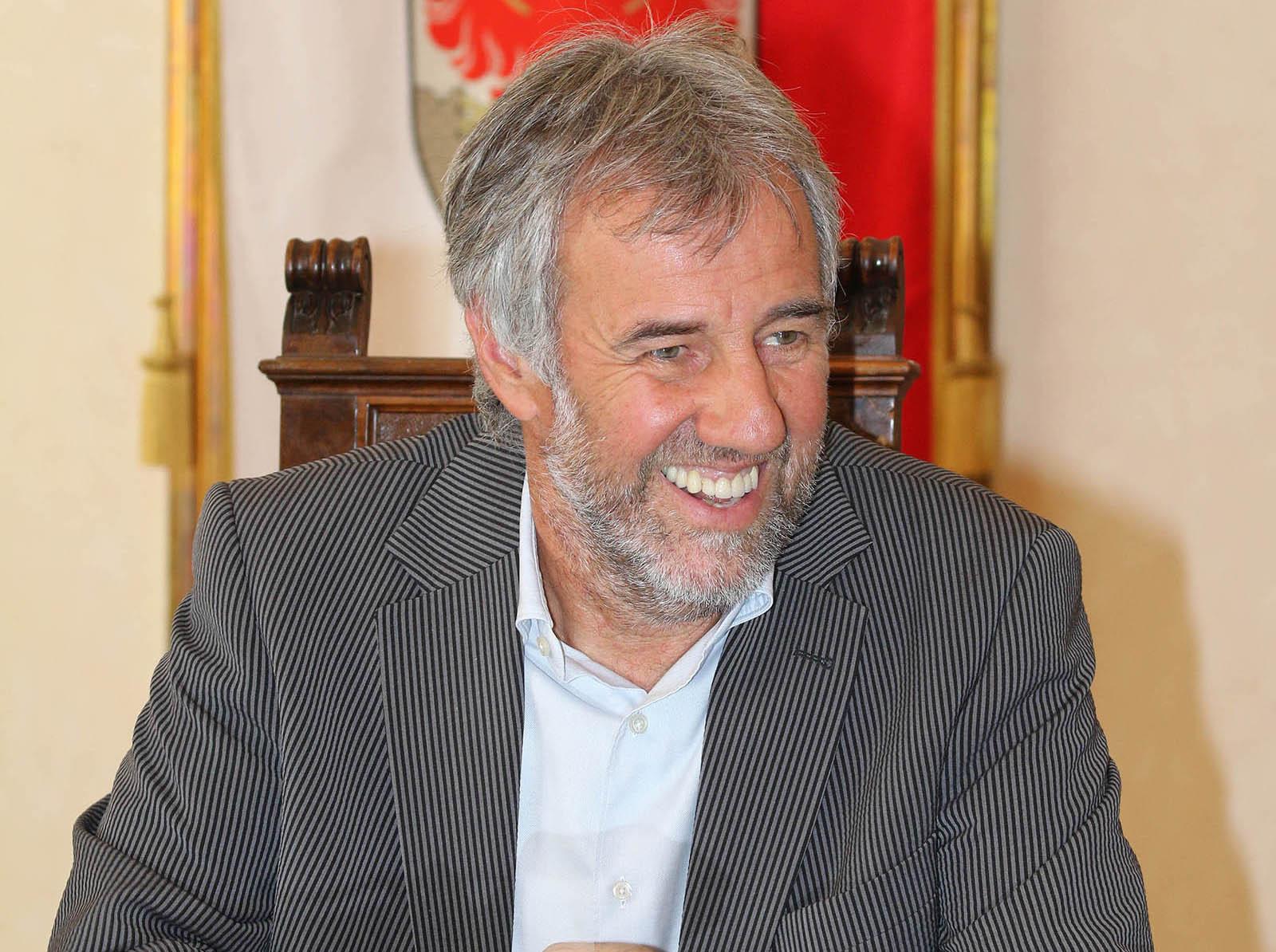 Paul Rösch, Bürgermeister von Meran