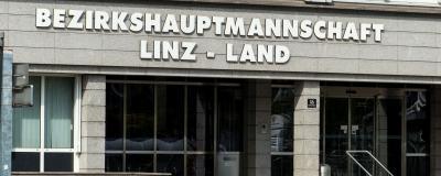 Die Bezirkshauptmannschaft Linz-Land