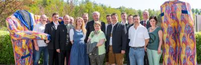 """Das """"Theaterdorf"""" feierte seinen 50er"""