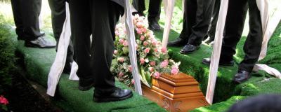 Begräbnis - Nur ein Aspekt bei einem Todesfall