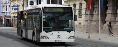 Bus in innsbruck