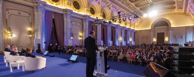 Gespräche rund um die EU in Bukarest