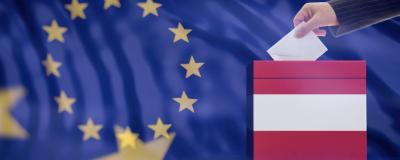 Wahlurne für die EU-Wahl