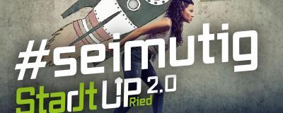 Logo StadtUp 2.0 Ried